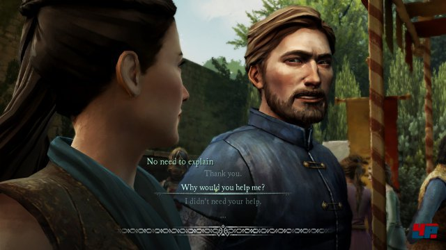 Screenshot - Game of Thrones - Episode 3: The Sword in the Darkness (iPad) 92502866