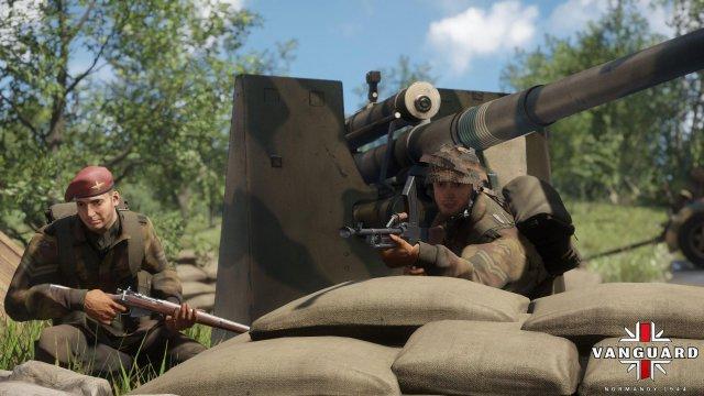 Screenshot - Vanguard: Normandy 1944 (PC) 92585769