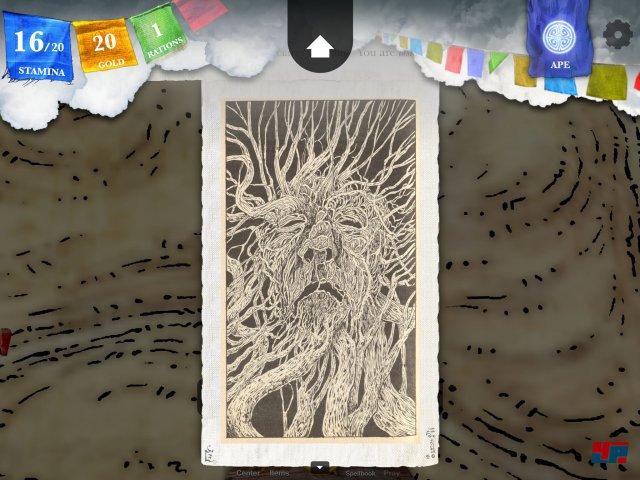 Screenshot - Sorcery! - Teil 3 (iPad) 92503540