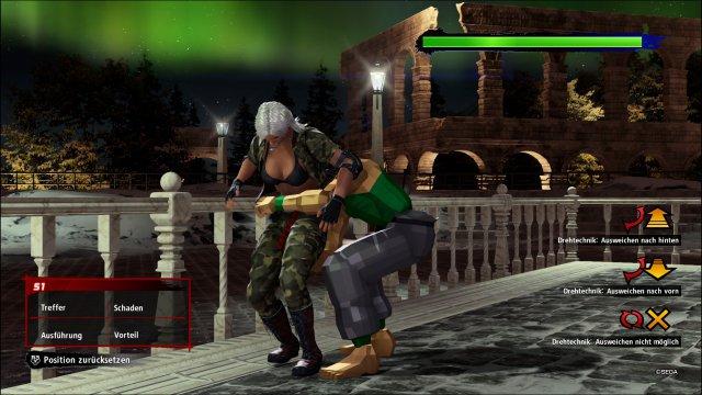 Screenshot - Virtua Fighter 5 Ultimate Showdown (PS4) 92643176