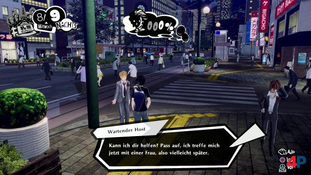 Screenshot - Persona 5 Strikers (PS4) 92634861