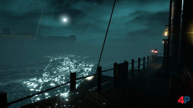 Screenshot - Close to the Sun (Switch)