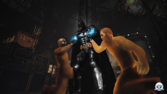 Screenshot - Batman: Arkham City - Armoured Edition (Wii_U)