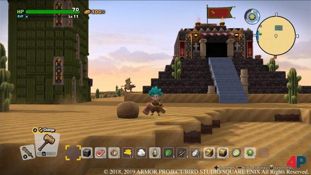 Screenshot - Dragon Quest Builders 2 (Switch) 92590126