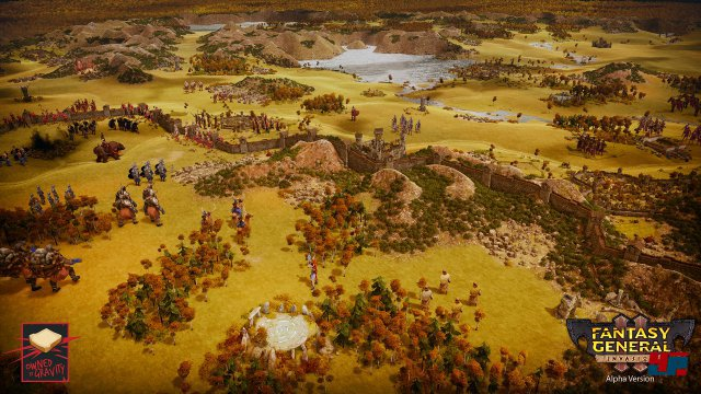 Screenshot - Fantasy General 2 (PC) 92585829
