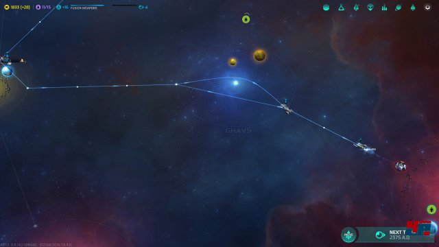 Screenshot - Master of Orion (PC) 92520972