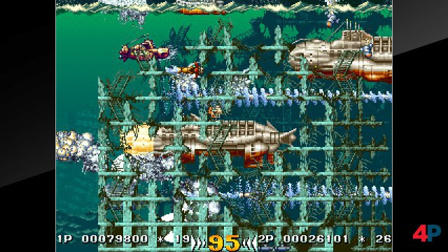 Screenshot - Arcade Archives: In the Hunt (PS4) 92610400