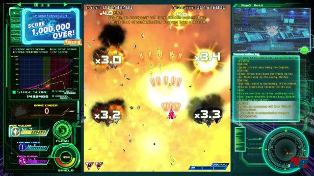 Screenshot - Raiden 5 (XboxOne) 92525982