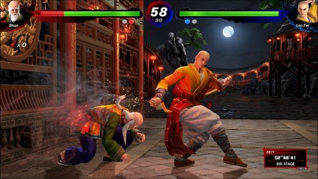Screenshot - Virtua Fighter 5 Ultimate Showdown (PS4) 92643184