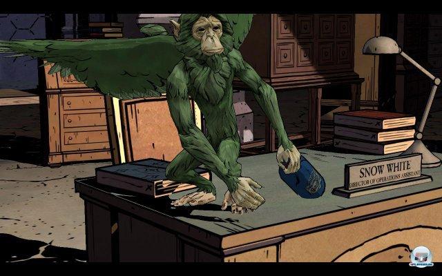 Screenshot - The Wolf Among Us - Episode 1: Faith (360) 92470656