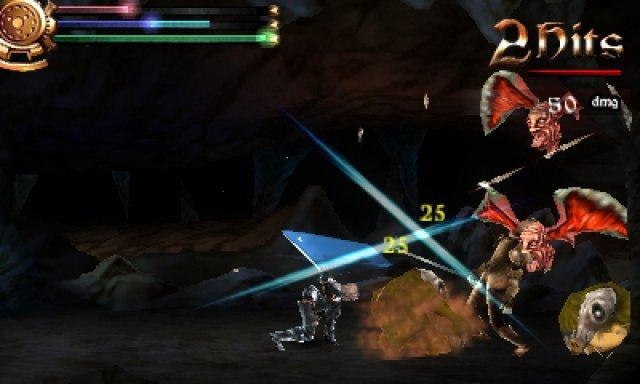Screenshot - AeternoBlade (3DS) 92478505