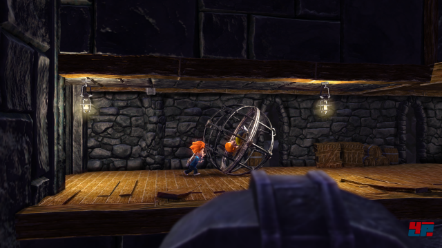 Screenshot - Max: The Curse of Brotherhood (360)