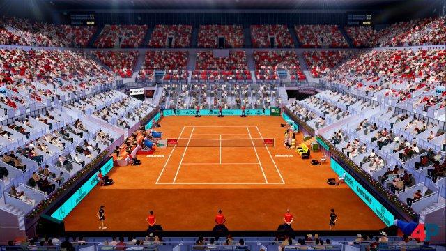 Screenshot - Tennis World Tour (PC)