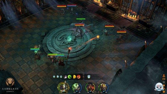 Screenshot - Aarklash: Legacy (PC) 92464040