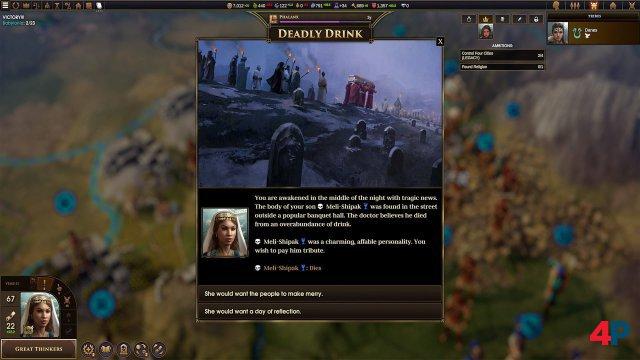 Screenshot - Old World (PC)