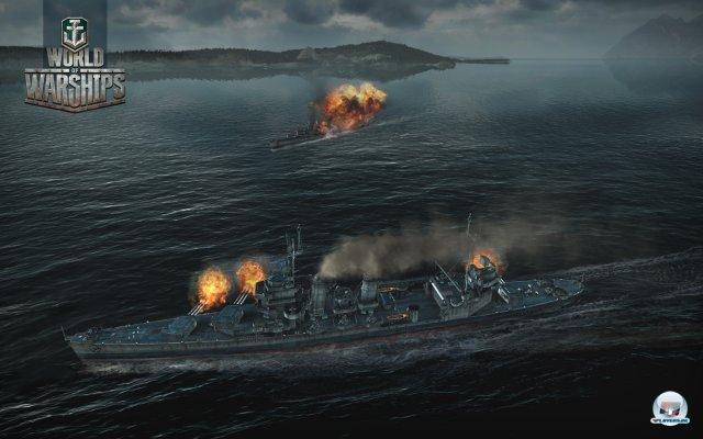 Screenshot - World of Warships (PC) 92426502