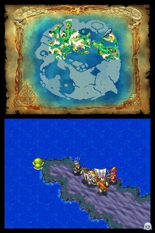Screenshot - Dragon Quest VI: Wandler zwischen den Welten (NDS) 2216858