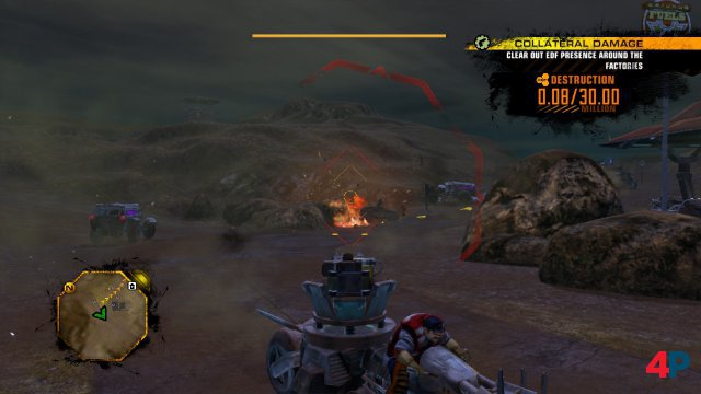Screenshot - Red Faction: Guerrilla (Switch) 92592271