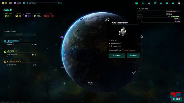 Screenshot - Master of Orion (PC) 92520983