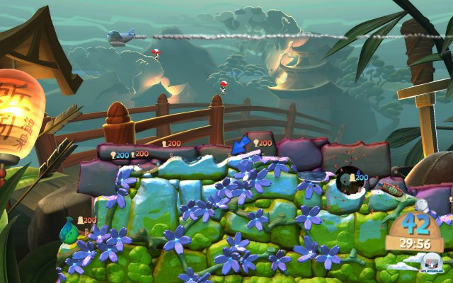 Screenshot - Worms Clan Wars (PC)