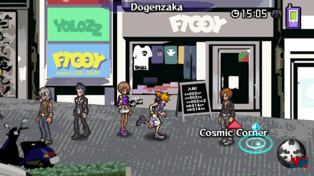 Screenshot - The World Ends with You (Switch) 92576389