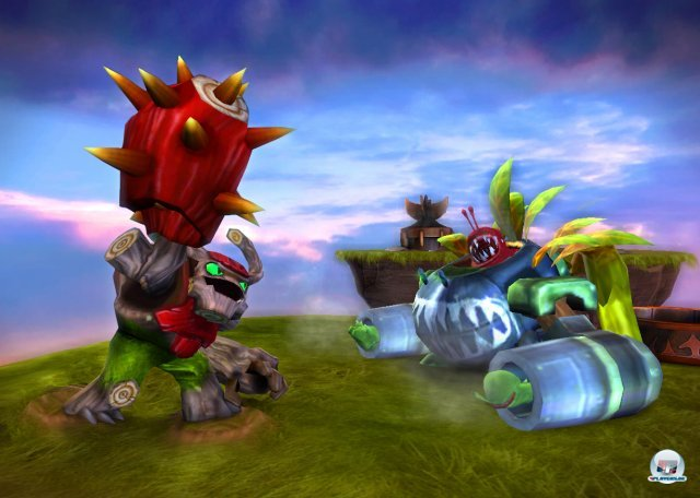 Screenshot - Skylanders: Giants (Wii_U) 92426972