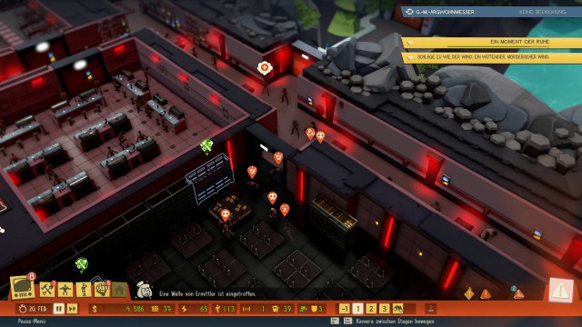 Screenshot - Evil Genius 2: World Domination (PC) 92638273