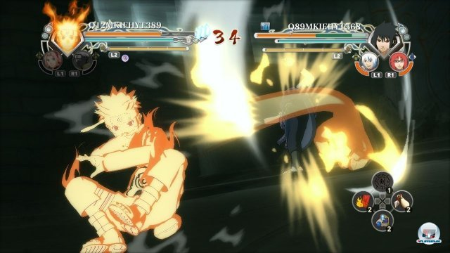 Screenshot - Naruto Shippuden: Ultimate Ninja Storm Generations (PlayStation3) 2314917