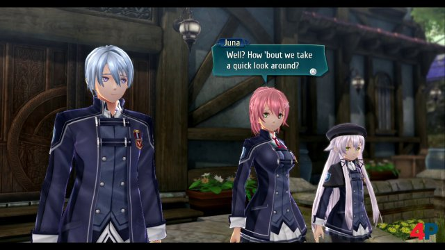 Screenshot - The Legend of Heroes: Trails of Cold Steel 4 (Switch) 92638880