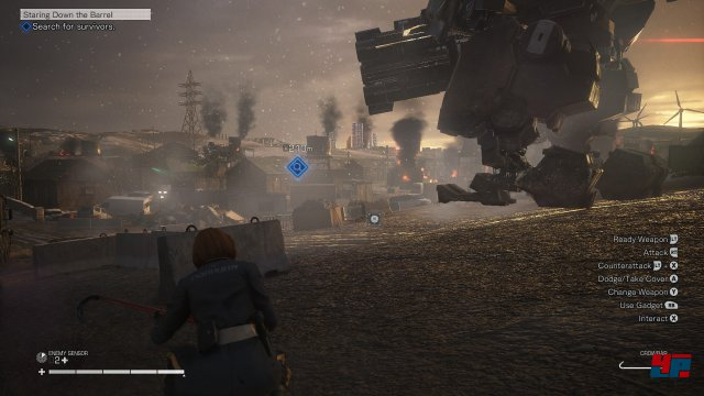 Screenshot - Left Alive (PC) 92583821