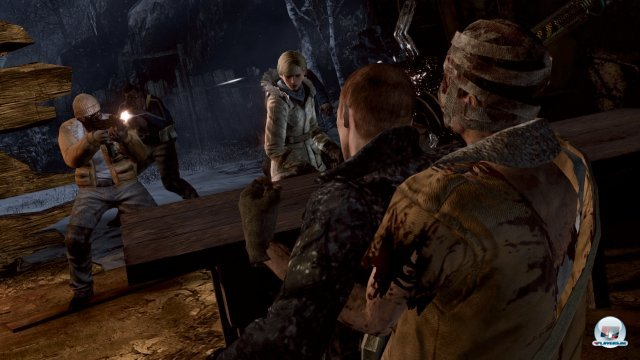 Screenshot - Resident Evil 6 (360) 2387312