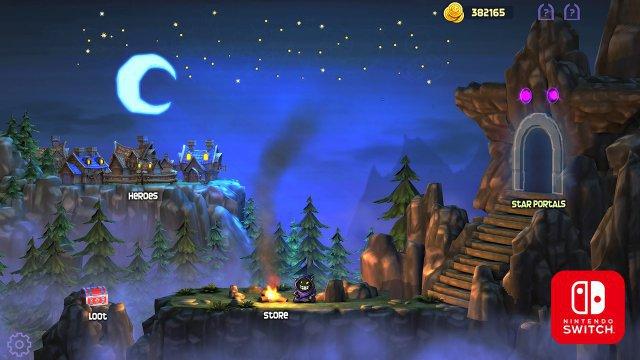 Screenshot - Dungeon Stars (Switch) 92582494