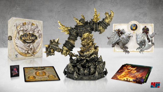 World of WarCraft 15th Anniversary Collector