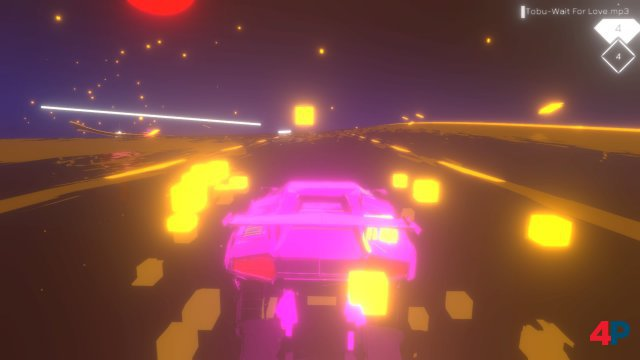 Screenshot - Music Racer (PS4) 92606556
