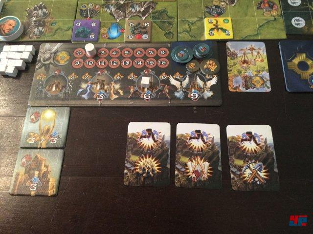 Screenshot - Might & Magic Heroes - Das Brettspiel (Spielkultur) 92498476
