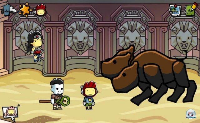 Screenshot - Scribblenauts Unmasked: A DC Comics Adventure (3DS) 92462849