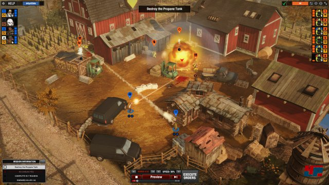 Screenshot - TASTEE: Lethal Tactics (PC) 92522065