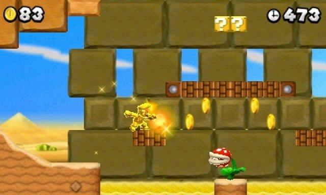 Screenshot - New Super Mario Bros. 2 (3DS) 2373537