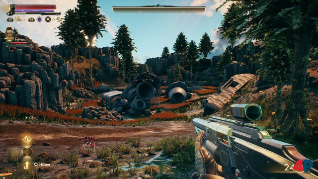 Screenshot - The Outer Worlds (PS4) 92598884
