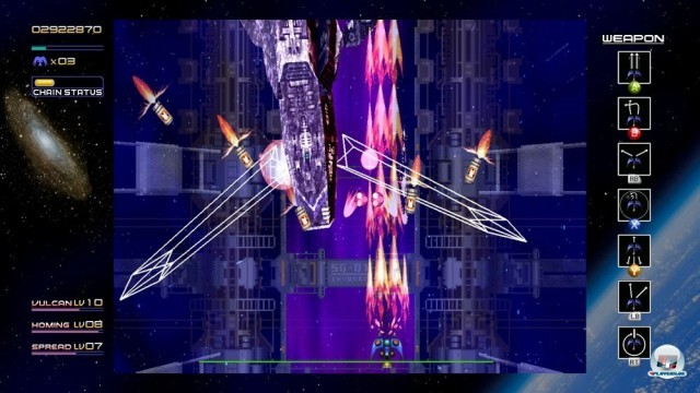 Screenshot - Radiant Silvergun (360) 2234619