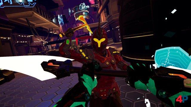 Screenshot - Swords of Gurrah (HTCVive)