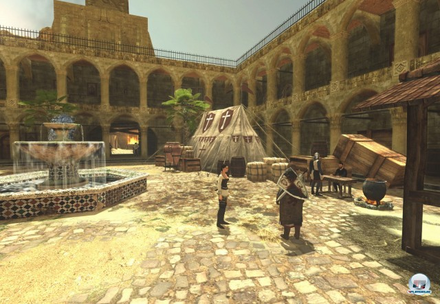 Screenshot - The First Templar (360) 2220893