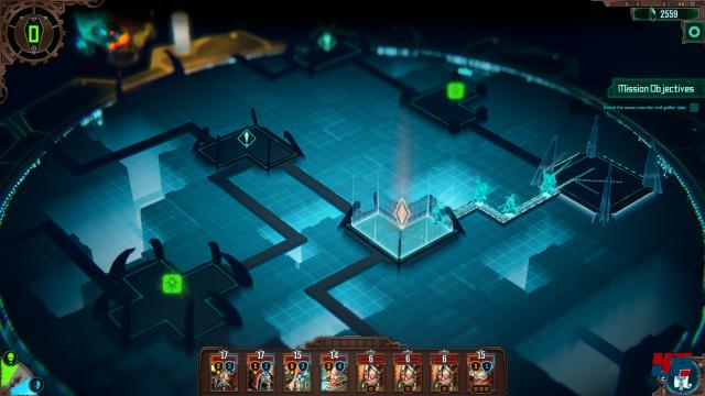 Screenshot - Warhammer 40.000: Mechanicus (Linux) 92579876