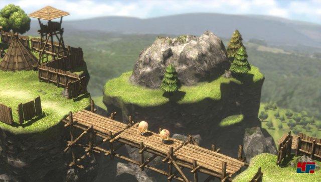 Screenshot - World of Final Fantasy (PlayStation4) 92507752