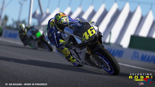 Screenshot - Valentino Rossi The Game (PC)