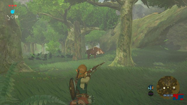 Screenshot - The Legend of Zelda: Breath of the Wild (Wii_U) 92528013