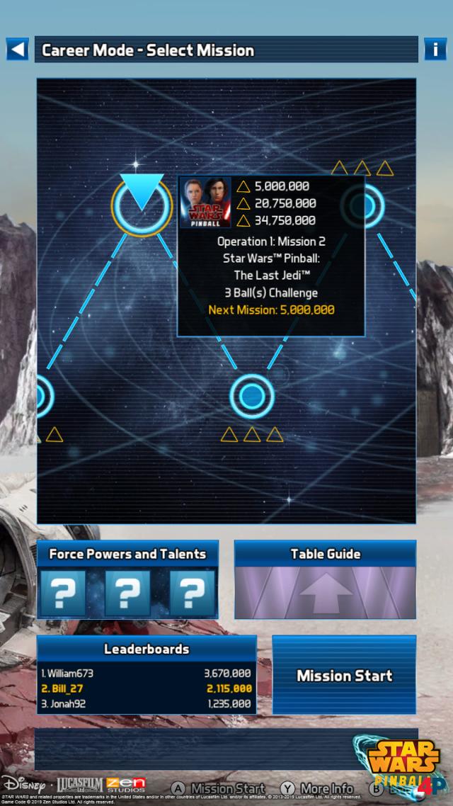 Screenshot - Star Wars Pinball (Switch) 92592608