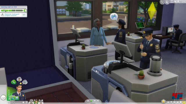 Screenshot - Die Sims 4: An die Arbeit (PC) 92502701
