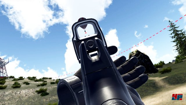 Screenshot - Stand Out: VR Battle Royale (PC)