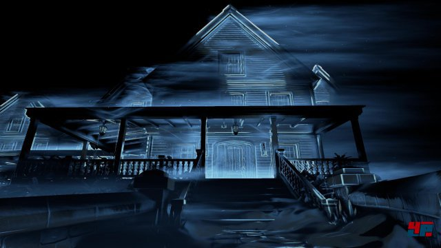 Das Anwesen steckt voller düsterer Geheimnisse.